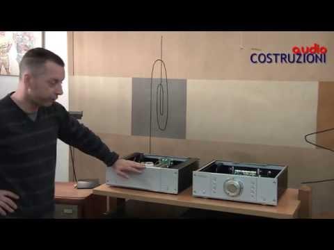Musical Fidelity 308 pre + amplifier