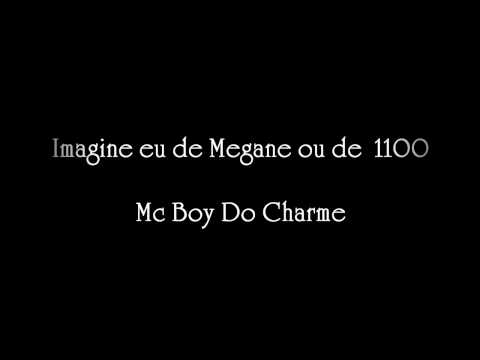 MC BOY DO CHARME - IMAGINE EU DE MEGANE OU DE  1100 [[ DJ GABRIEL ]] MUSICA NOVA !