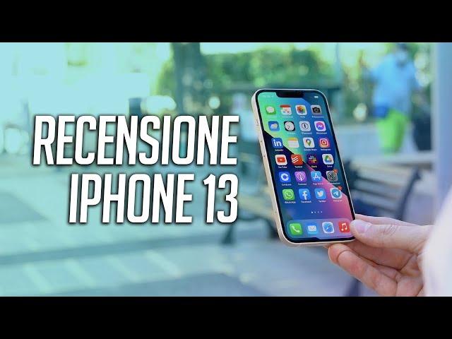RECENSIONE IPHONE 13: È DI NUOVO QUELLO DA COMPRARE!
