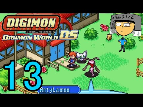 "Digimon World DS - Episode 13 ""Pagumon Digivolved!"""