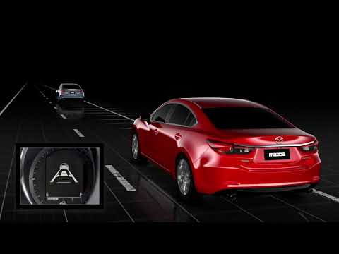 Radar Cruise Control | I-ACTIVSENSE Technology | Car Safety | Mazda Canada