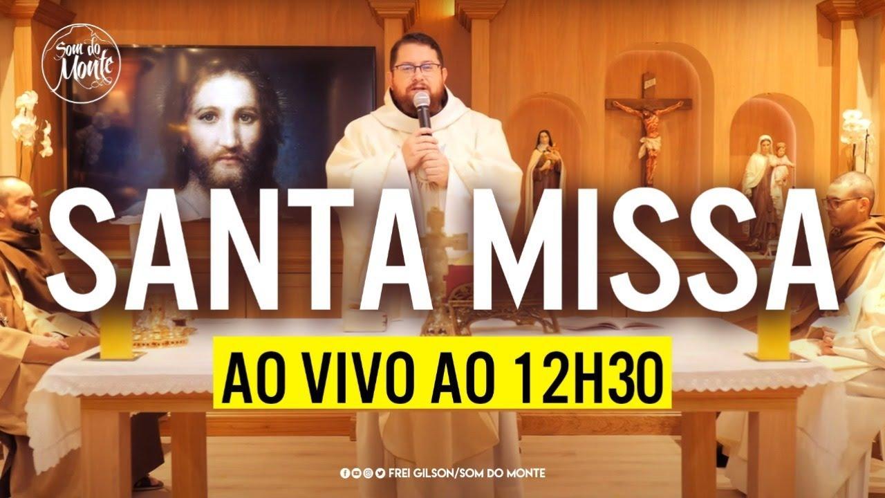 Santa Missa com Fr. Marcus | 04/08