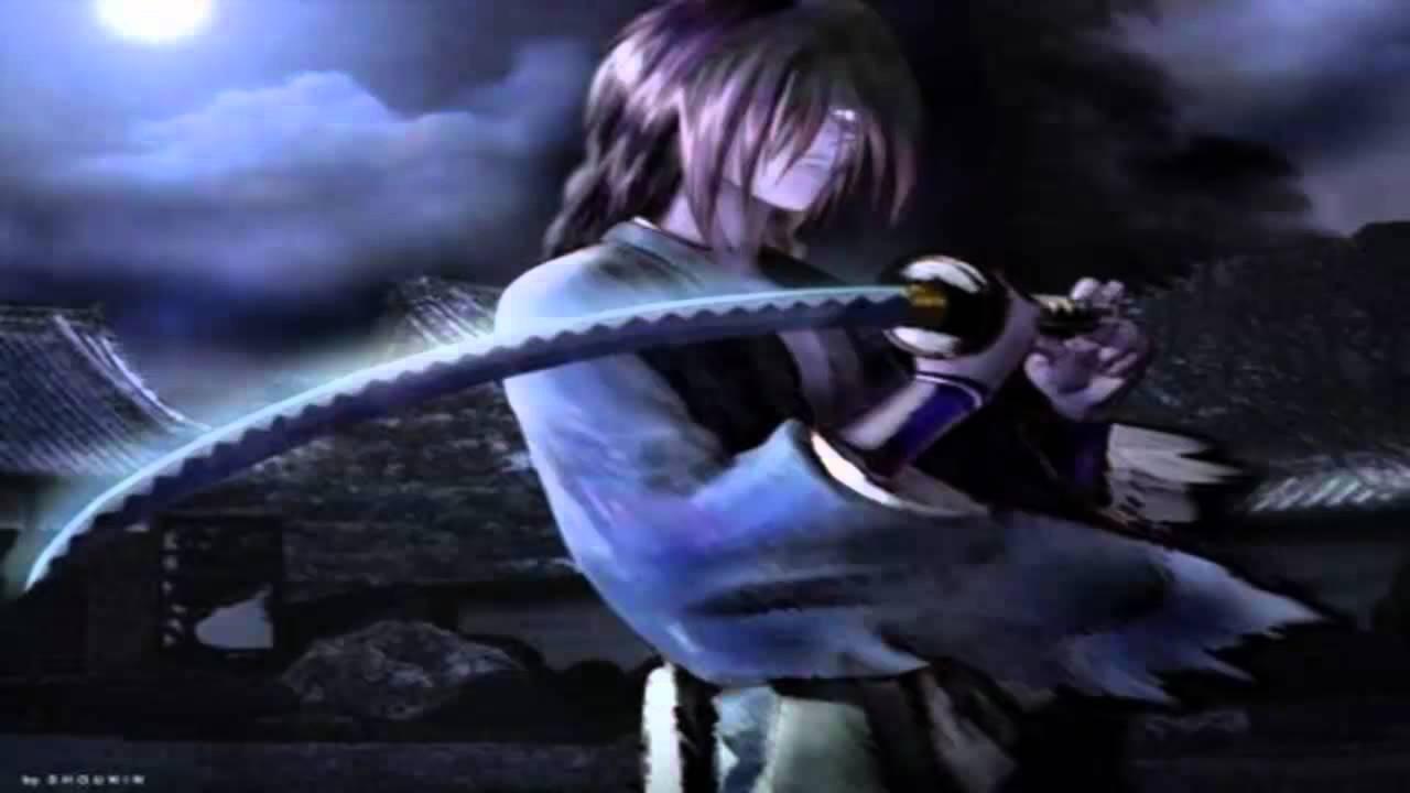 Free Falling Snow Wallpaper Samurai X Trust And Betrayal Ost Sound Of Snow Falling