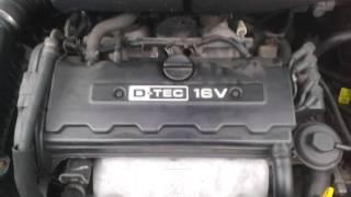 Работа двигателя Lacetti 1.8 (t18sed)