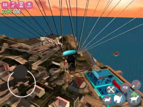 Goat Simulator GoatZ iOS Sky Goat + How To Get