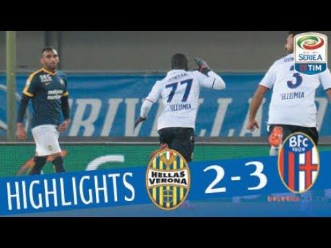 Verona - Bologna 2 - 3 - Highlights - Giornata 13 - Serie A TIM 2017/18