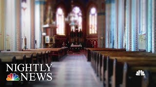 Armed Volunteers Train In Hopes Of Protecting Parishioners From Potential Attacks| NBC Nightly News