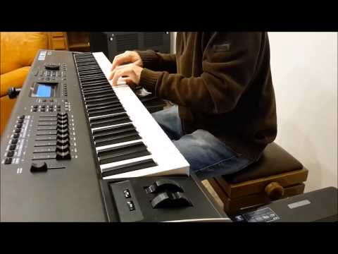 Tutorial Erotomania - Dream Theater (Isolated Keyboard Track) by enzolizziJR