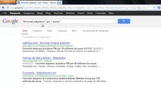 Repeat youtube video Como Buscar en Google (Tutorial)