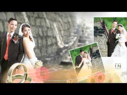 album cuoi 3D Anh Le & Thi Diep