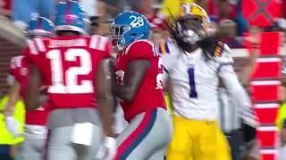 Ole Miss Football - Highlights vs. LSU (10-21-17)