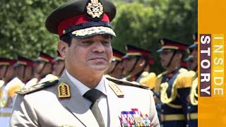 Inside Story: Why does the West need Sisi?