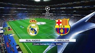 Real madrid vs fc barcelona full match | uefa champions league 2018 ucl c.ronaldo best goal