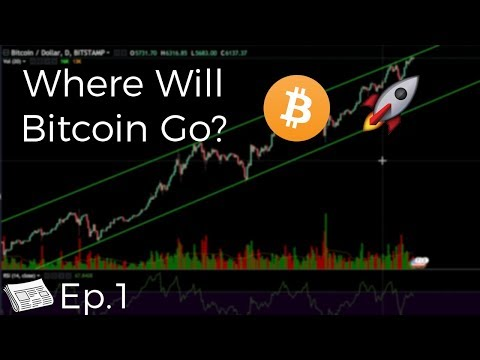 Future of Bitcoin & Outlook on AltCoins in 2018 (Ep.1)