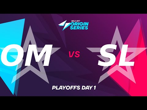WR:OS July Cup Finals Day 1 OM vs SL - Group C