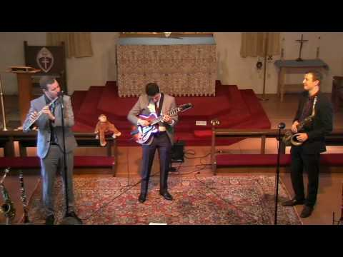 "Peter & Will Anderson Trio: ""Manteca"""