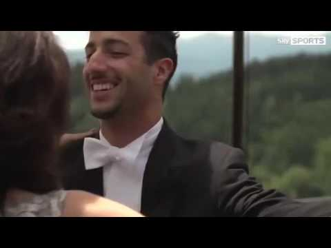 F1 2016 Austrian GP Dancing With Danny (Daniel Ricciardo)