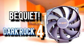 be quiet! Dark Rock 4: The Quietest Rock To Ever be quiet!