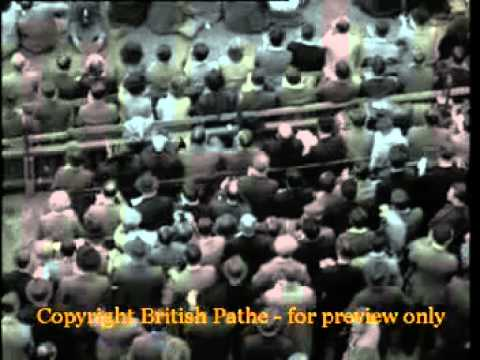 ENGLAND SURPRISES AUSSIES 1948 (Bradman vs Bedser)