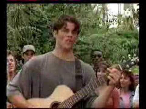 James Marsden sings Stay In