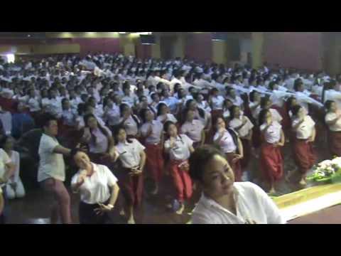 โรงเรียนนาฏยรักษ์ : พิธีไหว้ครูครอบครูนาฏศิลป์ @ราชภัฏพระนคร