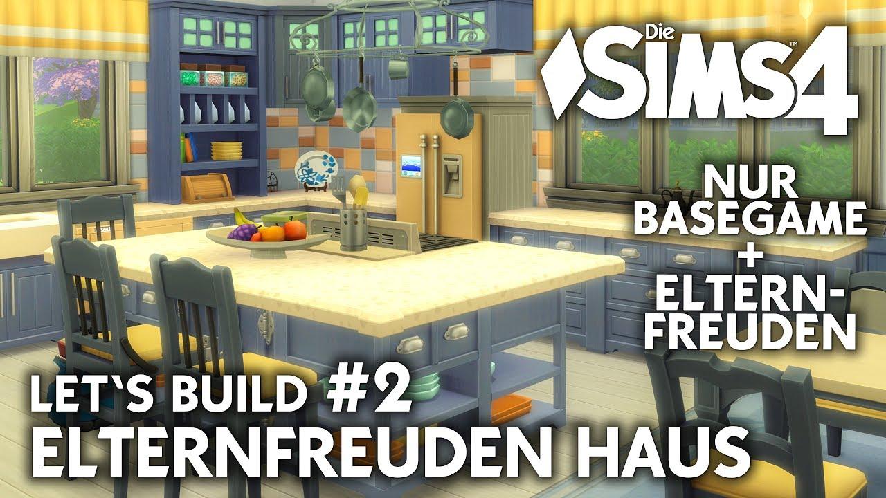 Die Sims 4 Haus bauen | Elternfreuden Familienhaus #2: Küche (deutsch)