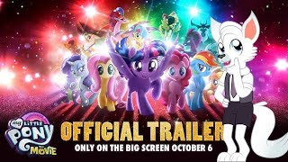 """My Little Pony The Movie"" Review (Spoiler Talk)"