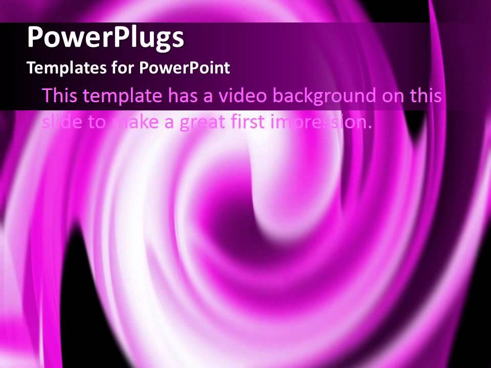Flashy Curves Co Vt 10 Crystalgraphics Com Powerpoint Video Enhanced