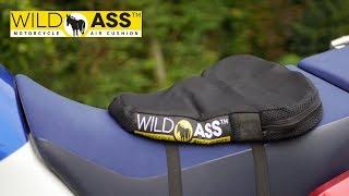 Test du coussin de selle Wild Ass Polyuréthane + Gel : selle confort mobile
