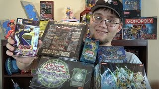 My Studio Tour + Sealed Yugioh Collection & Figures!