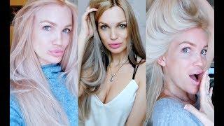 3 СПОСОБА! Как быстро отрастить длинные волосы!   Лечение кончиков волос!