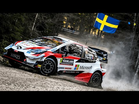 Rally Sweden - An Experience Like No Other!