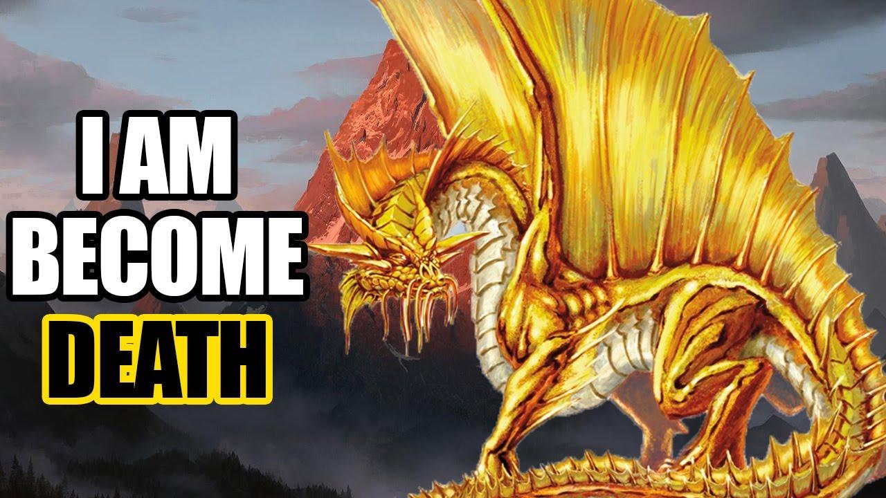 dnd gold dragon