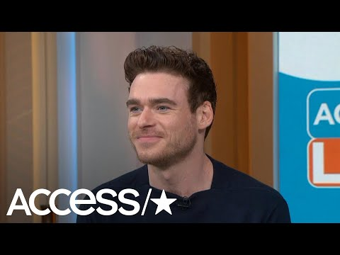 Richard Madden Says He Had To Do 'A Lot Of Training' To Get His Ripped Physique For 'Bodyguard'