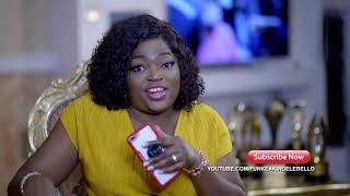 Welcome to Funke Akindele Bello Official Youtube Channel
