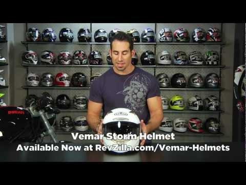 Vemar Storm Helmet Review at RevZilla.com