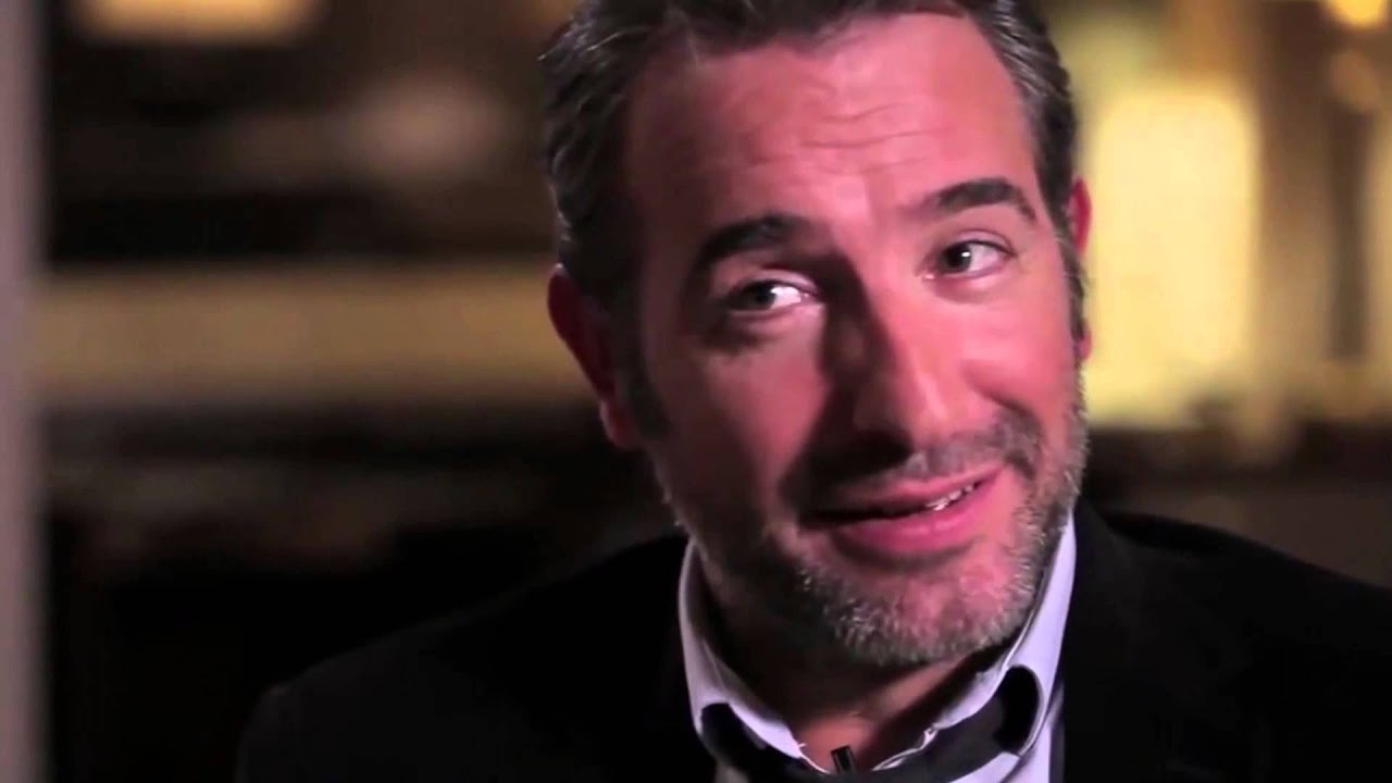 Jean dujardin et nathalie p chalat officialisent youtube for Jean dujardin et