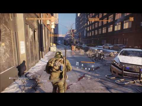 Tom Clancy's The Division - 21kilotons Weekly News Dump 20th May 2017
