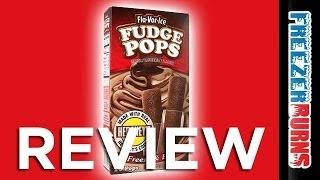 Fla-vor-ice Fudge Pop Freezer Pops Video Review: Freezerburns (ep658)