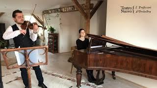 Simonetti: Madrigale - Jakob Lehmann, Imke Lichtwark - Teatro Nuovo Bel Canto Collection