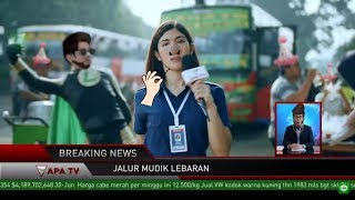 LINE Video Call Filter : Pembasmi Kebosanan (Iklan LINE)
