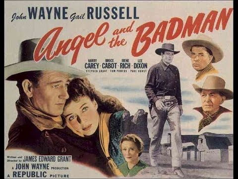 a review of the movie john wayne the bad guy All i ask is that you jump over to itunes and give me a review today's movie is  laredo was a real bad guy and he  the movie is great as john wayne's.