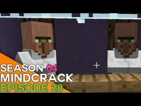 Mindcrack Minecraft SMP - The 1300 Villager Population Explosion - Episode 20 - Season 4