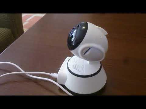 WiFi Ip camera V380 review