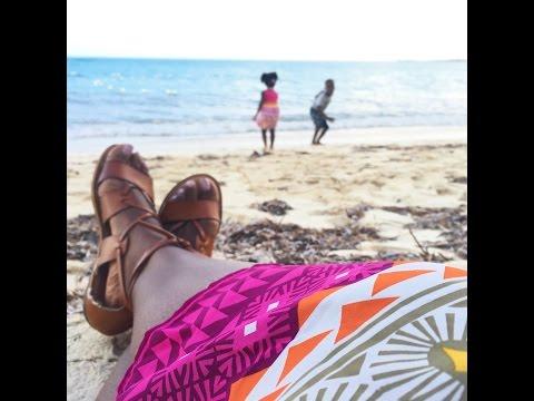 Beach Day | Bahamas Family Vacation Vlog 6