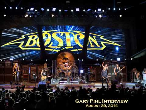 Interview with Gary Pihl of Boston, August 29, 2014