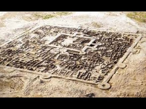 Gonur Tepe: Ancient Lost Civlization Buried Under The Sand