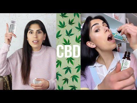CBD - O que é? Funciona? COMO CONSEGUI VOLTAR A DORMIR (Naturecan)