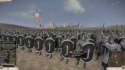 Römische Legion gegen Gondor