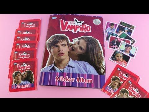 Chica Vampiro - Sticker Album